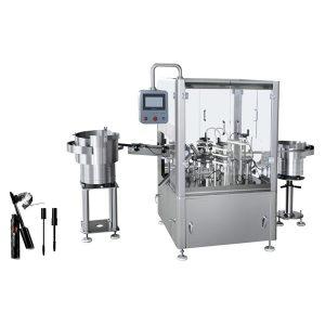 Automaattinen ripsivärien täyttö-, kytkentä- ja sulkemiskone