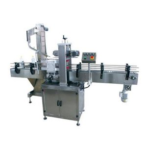 Automaattinen Press Snap Capping Machine