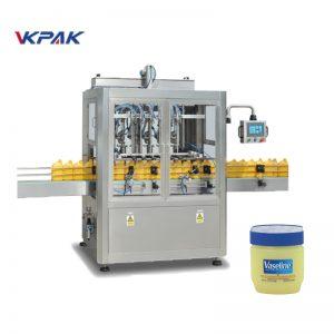 Automaattinen vaseliinin täyttö- ja jäähdytyslinja